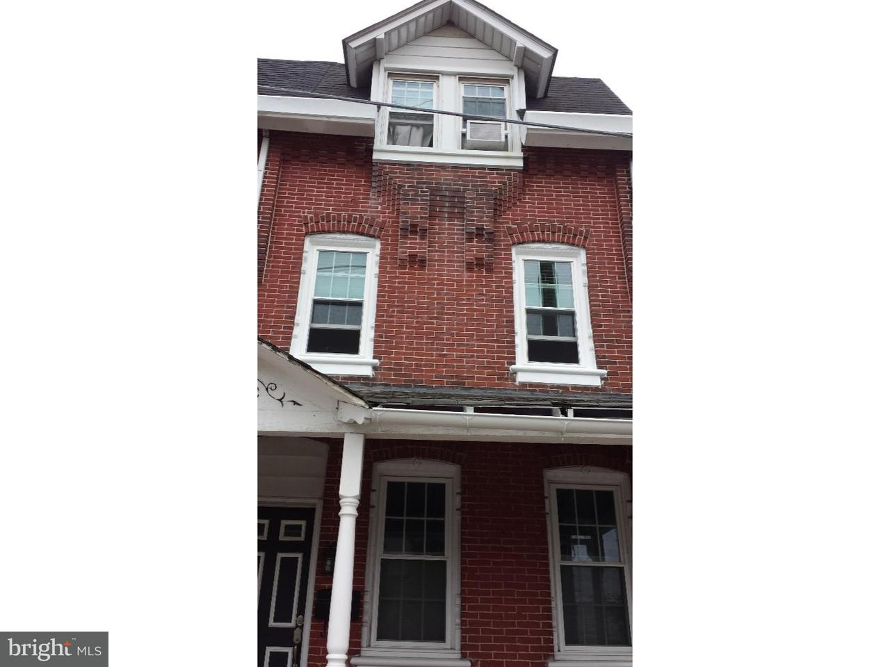 Townhouse for Rent at 52 E 4TH Street Bridgeport, Pennsylvania 19405 United States