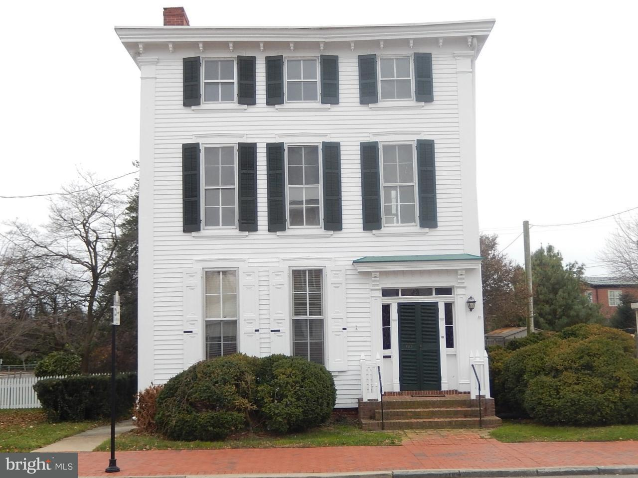 Single Family Home for Sale at 60 W MAIN Street Middletown, Delaware 19709 United States