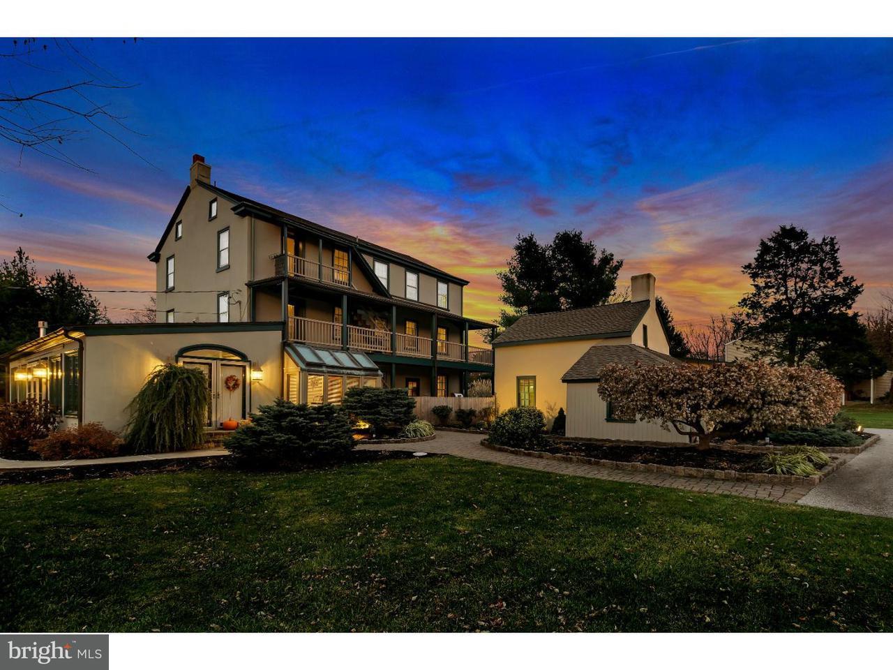 独户住宅 为 销售 在 2869 BAYTON Road Norristown, 宾夕法尼亚州 19403 美国