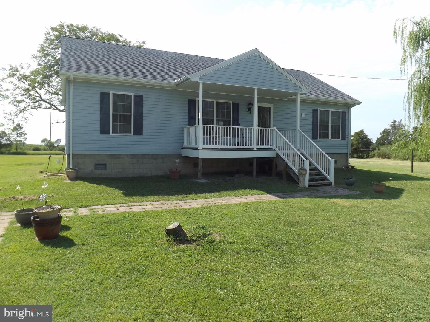 Single Family for Sale at 1848 Saint Thomas Church Rd Toddville, Maryland 21672 United States