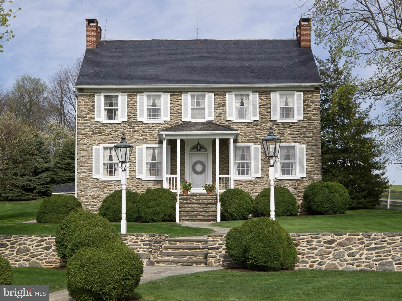 Casa Unifamiliar por un Venta en 1115 ROBERT FULTON HWY Quarryville, Pennsylvania 17566 Estados Unidos