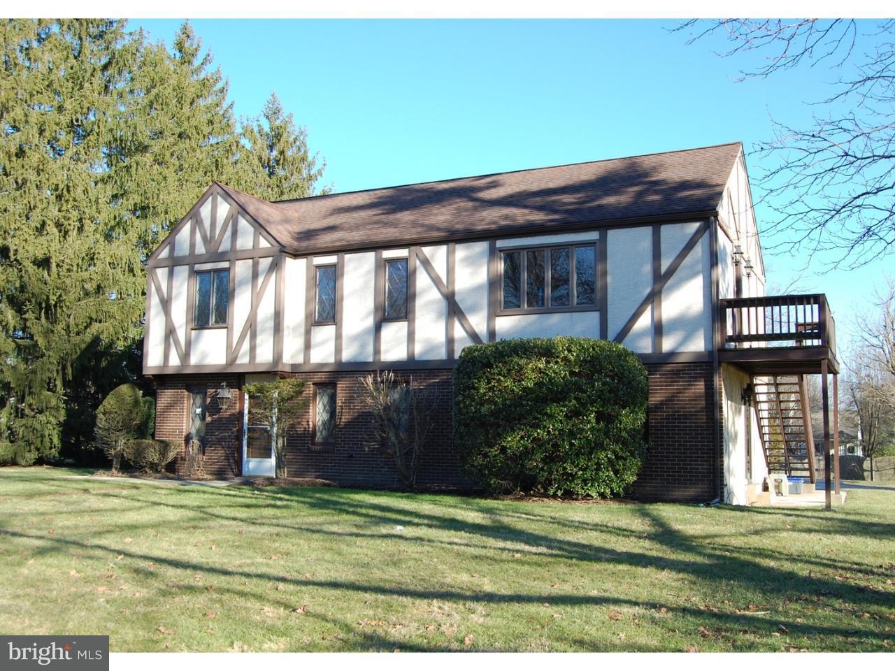 Частный односемейный дом для того Аренда на 890 BELFRY Drive Blue Bell, Пенсильвания 19422 Соединенные Штаты