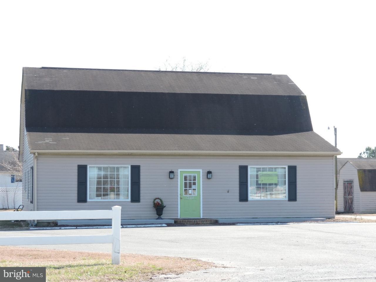 獨棟家庭住宅 為 出售 在 6015 MILFORD HARRINGTON HWY Harrington, 特拉華州 19952 美國