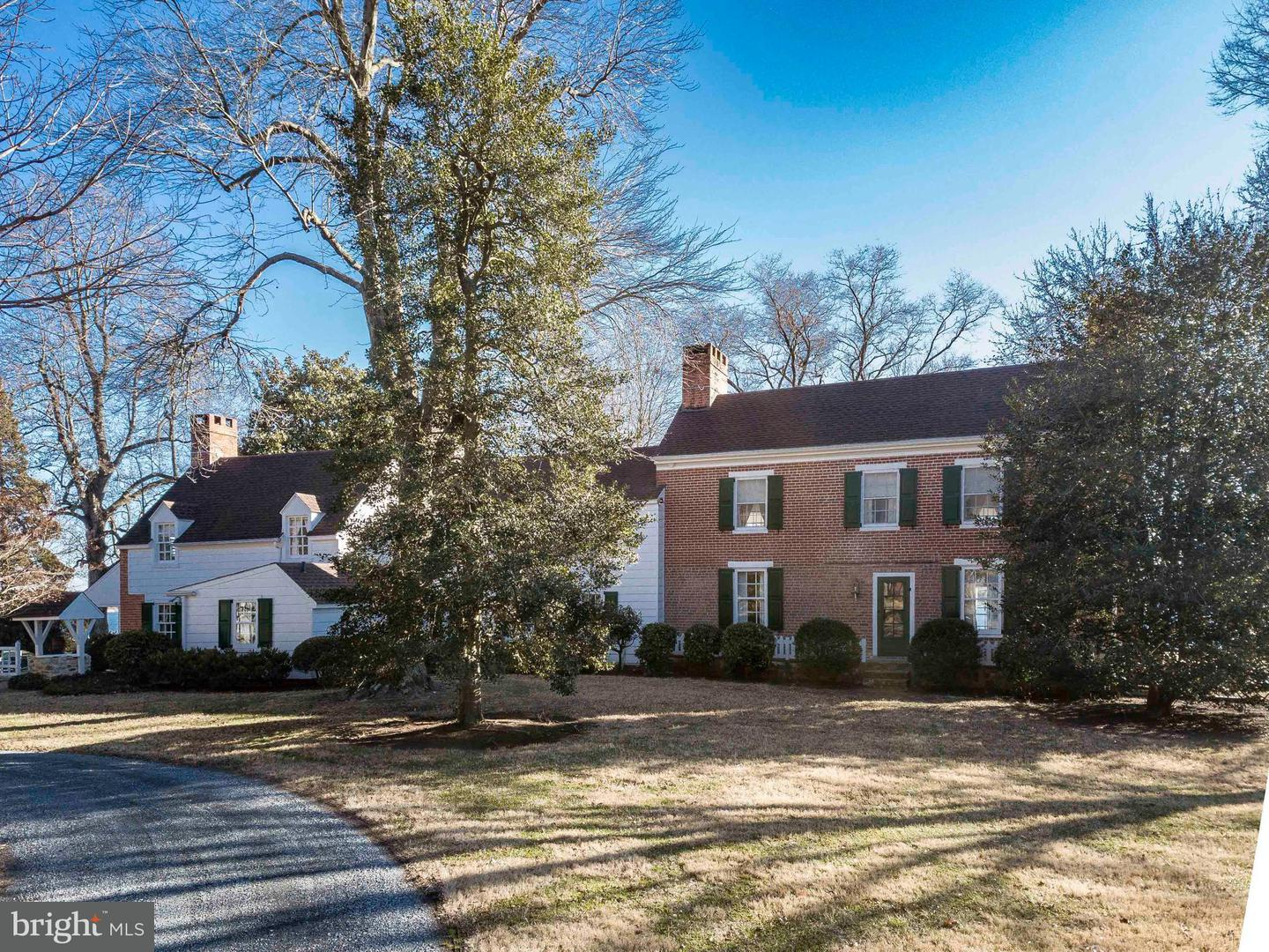 Farm for Sale at 4270 Windrush Rd Oxford, Maryland 21654 United States