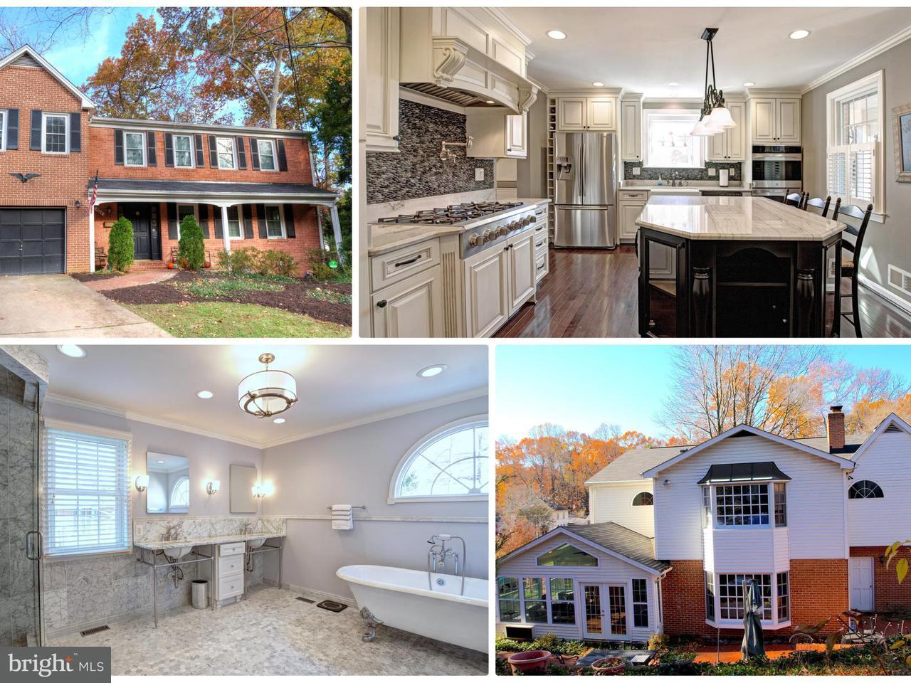 Villa per Vendita alle ore 4505 Tempest Place 4505 Tempest Place Annandale, Virginia 22003 Stati Uniti
