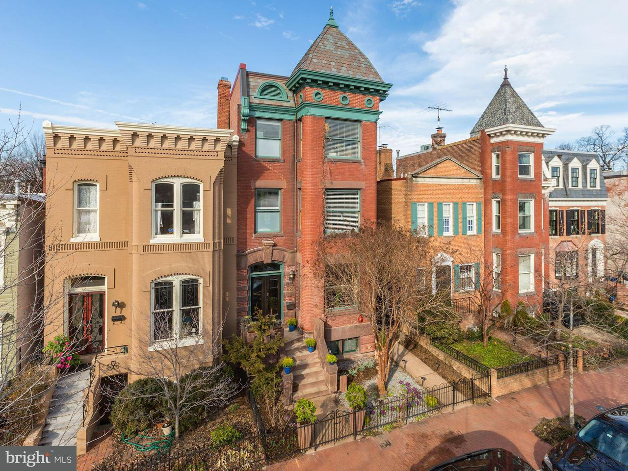 Townhouse for Sale at 506 A St Se 506 A St Se Washington, District Of Columbia 20003 United States