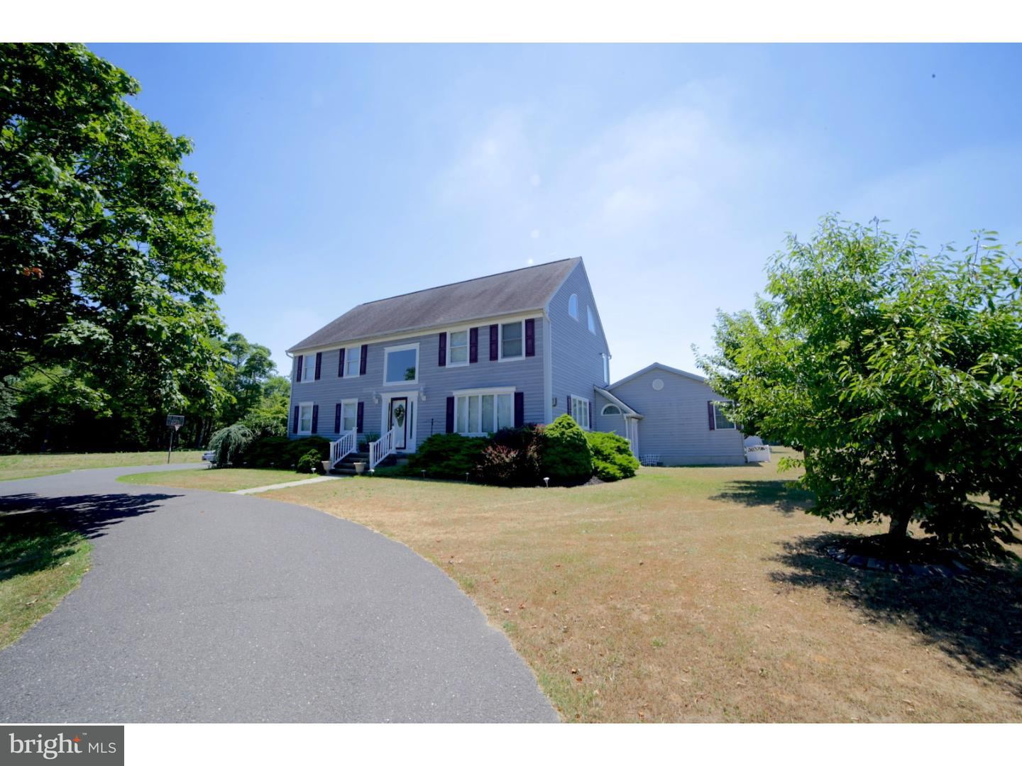Single Family Home for Sale at 1452 ELLIS MILL Road Monroeville, New Jersey 08343 United States