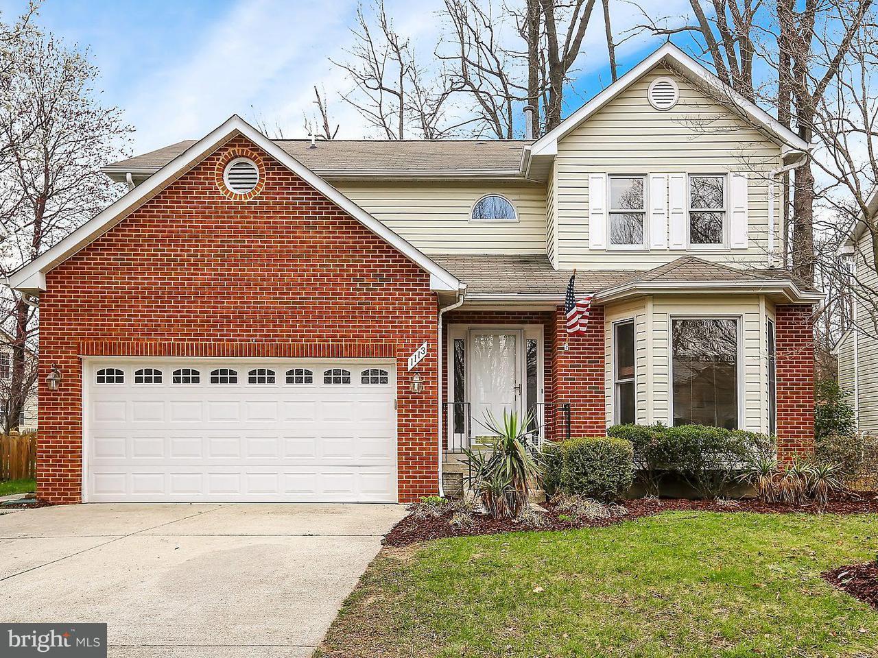 Einfamilienhaus für Verkauf beim 1113 Charing Cross Drive 1113 Charing Cross Drive Crofton, Maryland 21114 Vereinigte Staaten