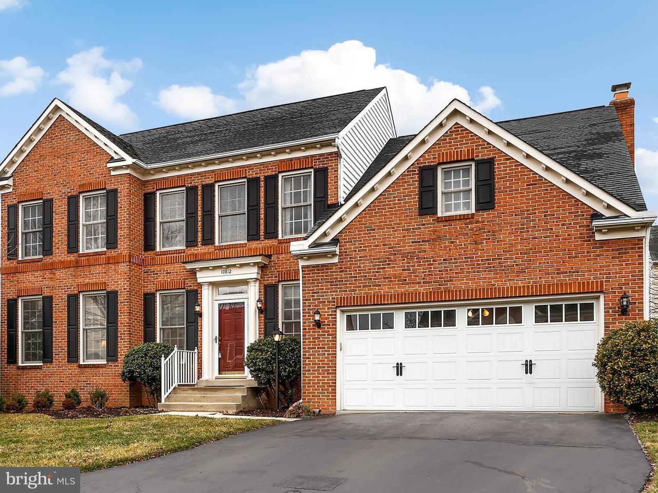단독 가정 주택 용 매매 에 10812 Maplecrest Lane 10812 Maplecrest Lane Rockville, 메릴랜드 20854 미국