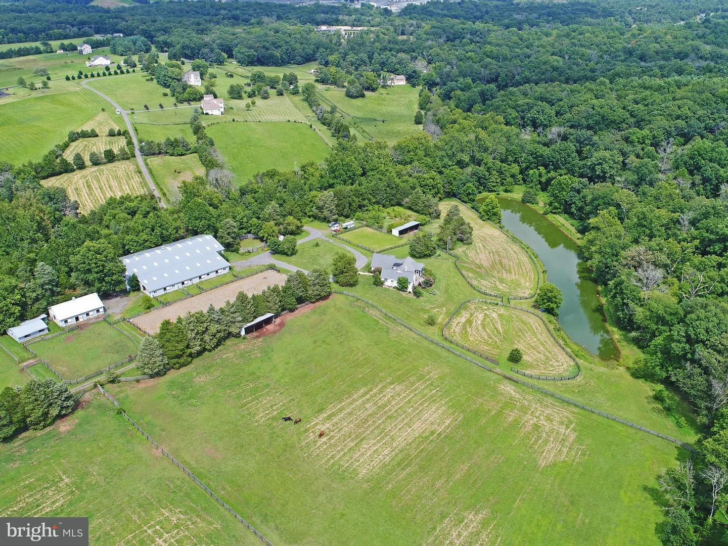 Land for Sale at Marble Hill Ln Catharpin, Virginia 20143 United States