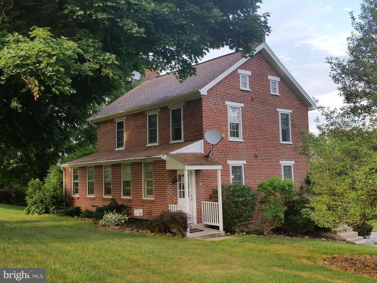 Boerderij voor Verkoop een t 5048 Hildebrand Road 5048 Hildebrand Road Glen Rock, Pennsylvania 17327 Verenigde Staten