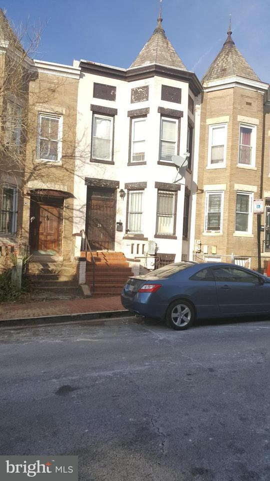Single Family for Sale at 28 Todd Pl NE Washington, District Of Columbia 20002 United States