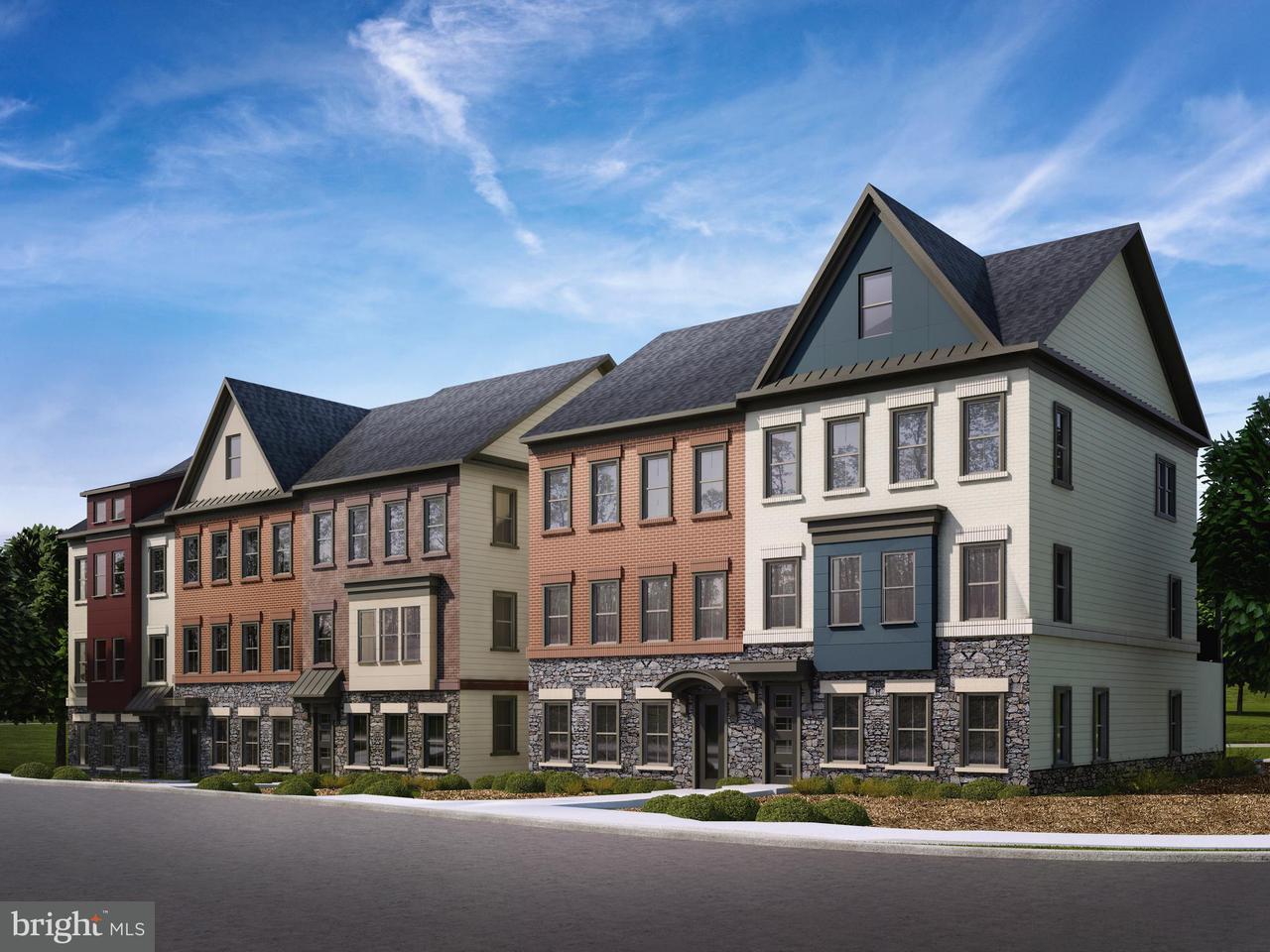 Townhouse for Sale at 7832 Ashland Drive 7832 Ashland Drive Alexandria, Virginia 22315 United States