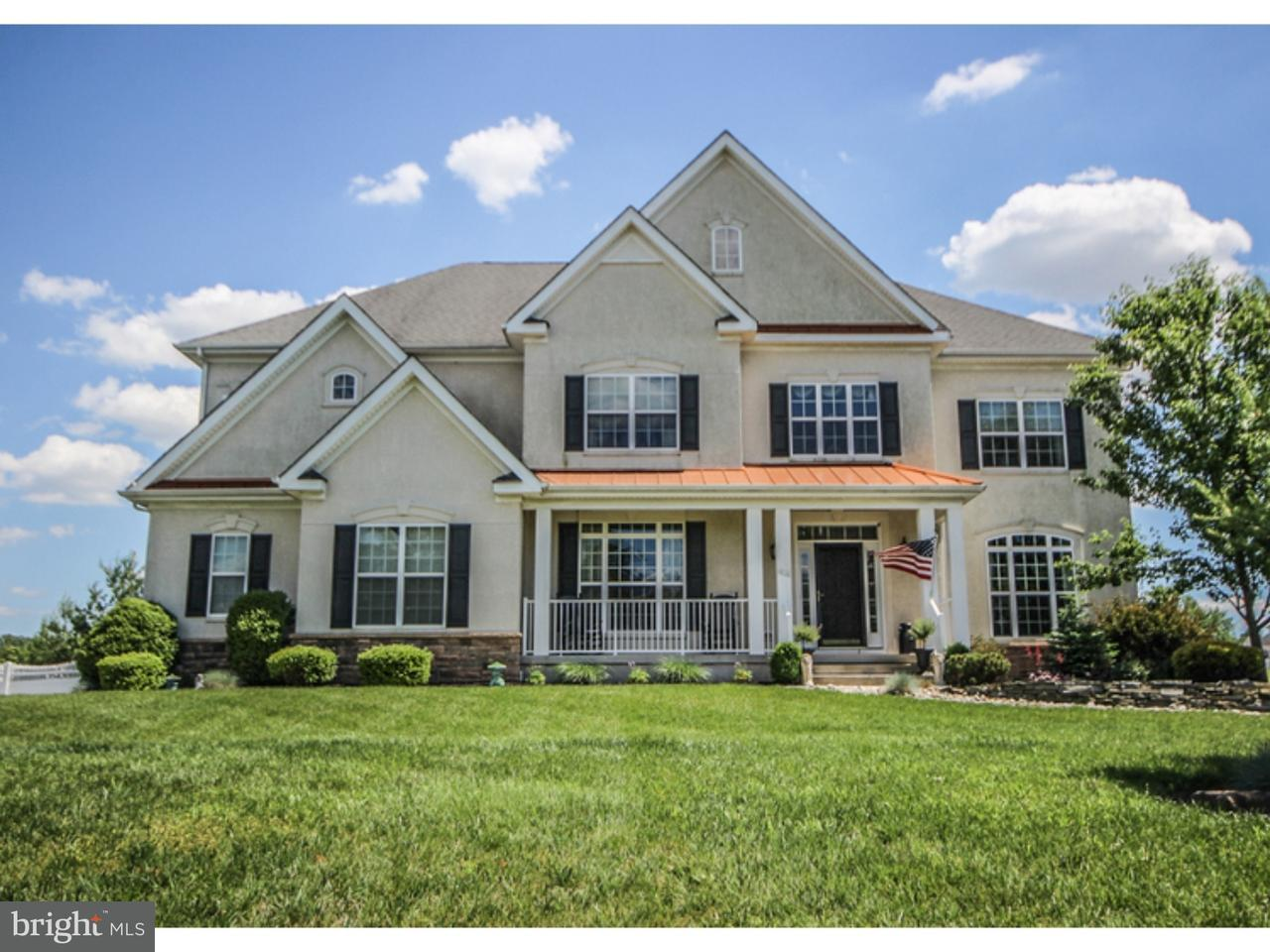Single Family Home for Sale at 804 CASTLETON Drive Mickleton, New Jersey 08056 United States