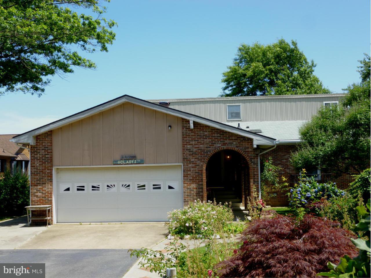 獨棟家庭住宅 為 出售 在 14855 Patuxent Avenue 14855 Patuxent Avenue Solomons, 馬里蘭州 20688 美國
