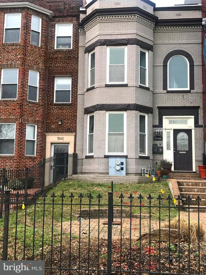 Single Family for Sale at 1544 New Jersey Ave NW #2 Washington, District Of Columbia 20001 United States