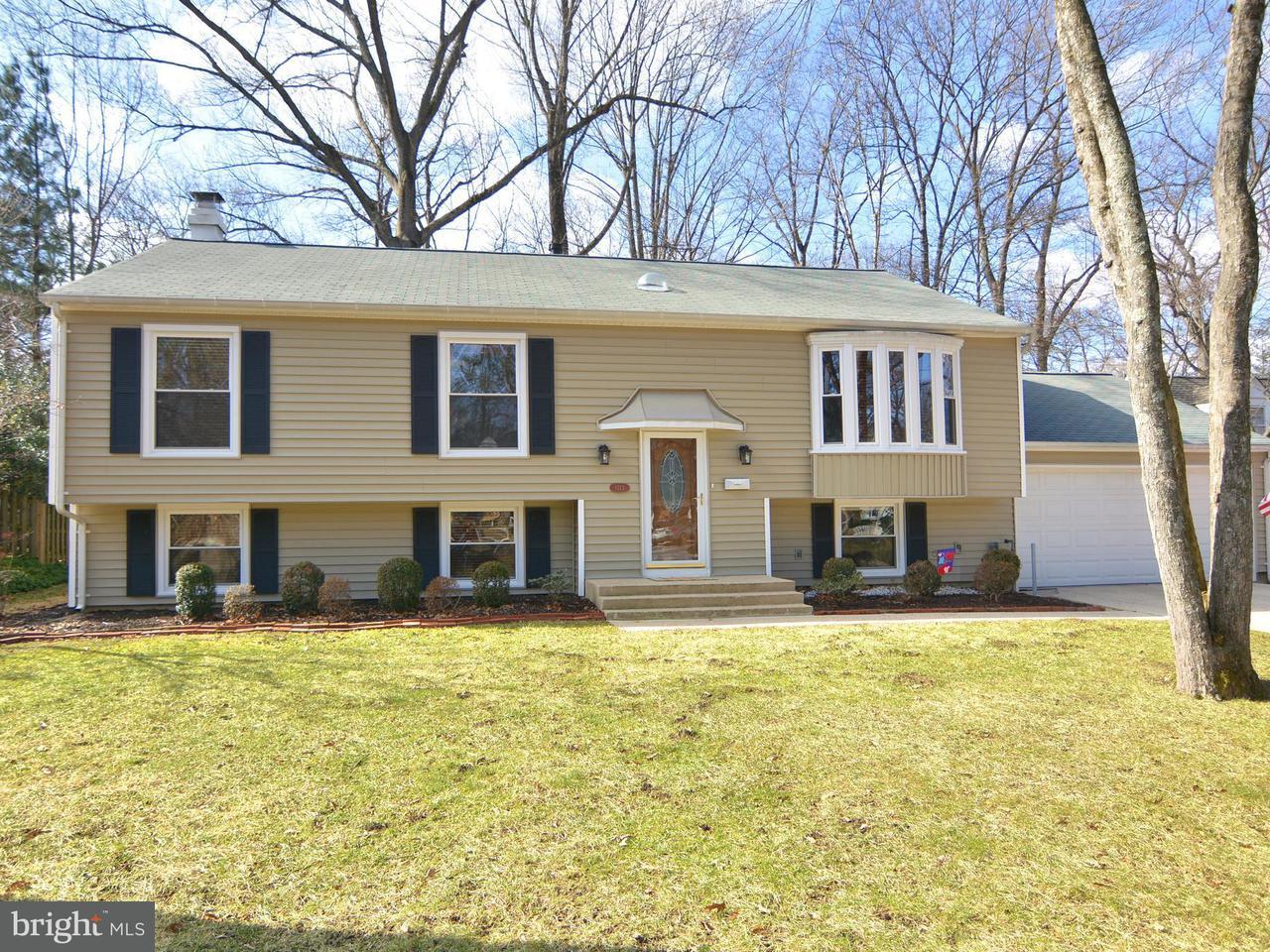 獨棟家庭住宅 為 出售 在 1513 Elwyn Avenue 1513 Elwyn Avenue Crofton, 馬里蘭州 21114 美國