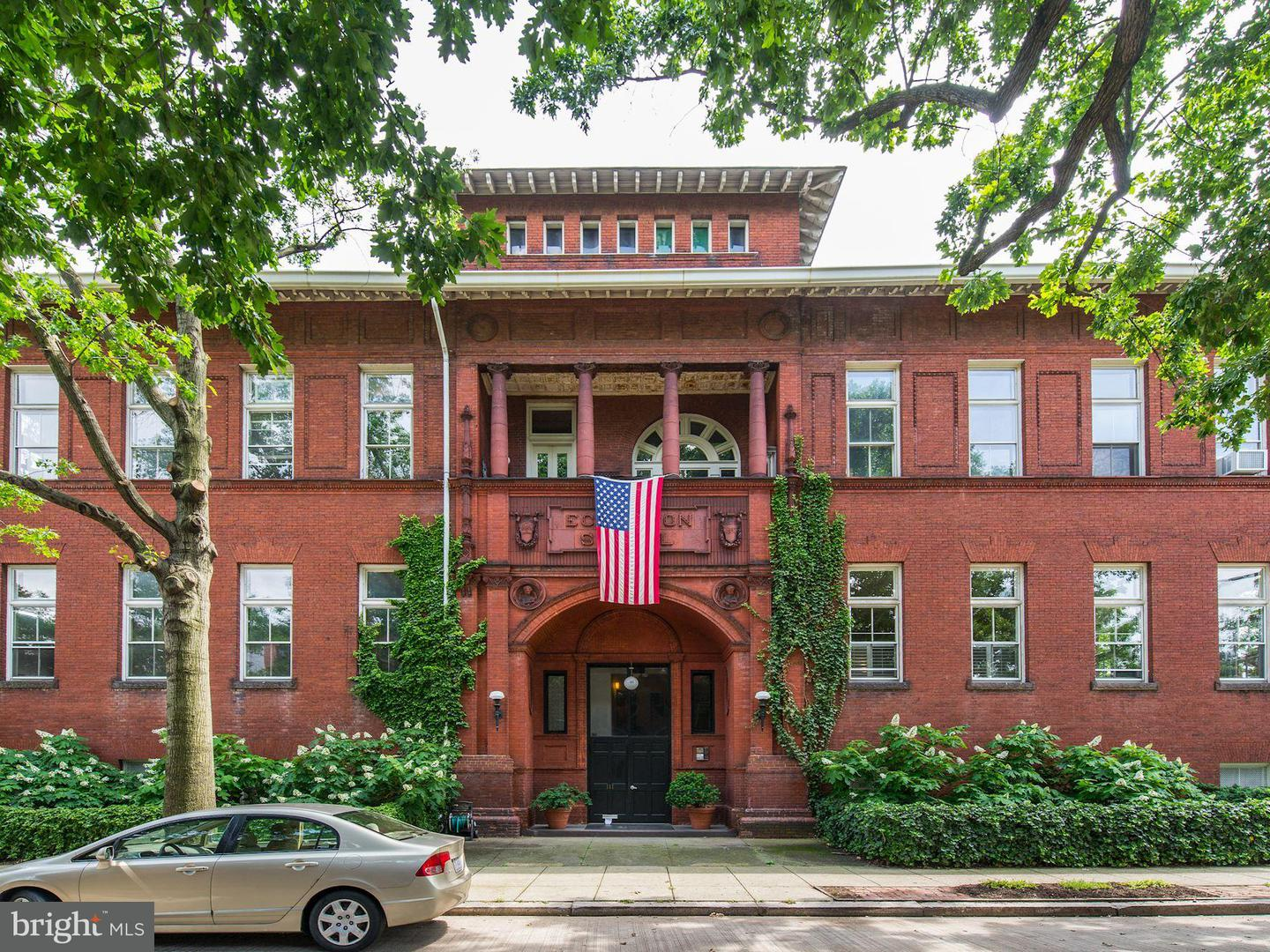 Single Family for Sale at 111 Quincy Pl NE #3 Washington, District Of Columbia 20002 United States
