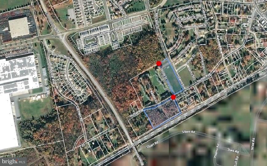 土地,用地 为 销售 在 Nuttal Avenue Nuttal Avenue Edgewood, 马里兰州 21040 美国
