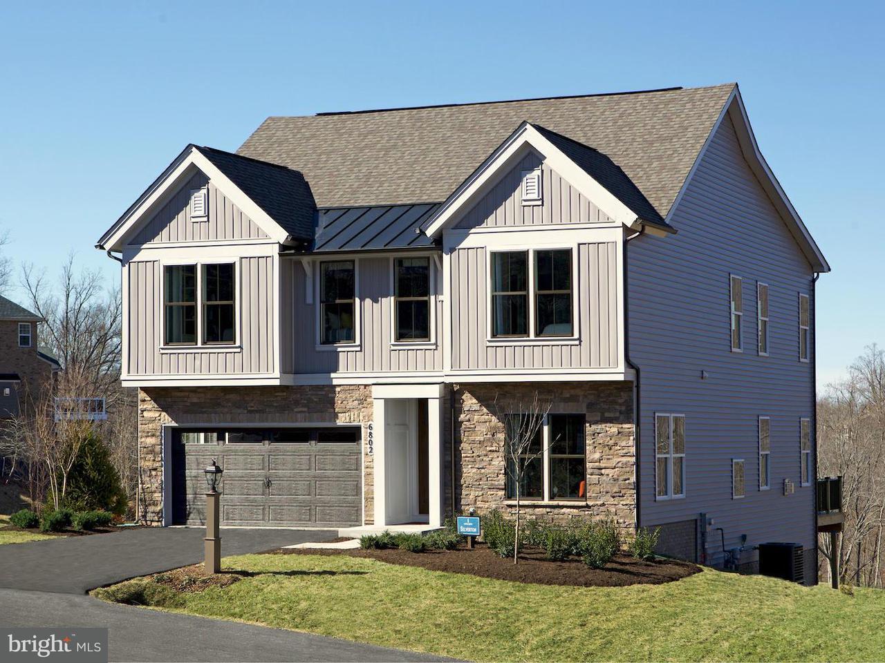 Casa Unifamiliar por un Venta en Pax Court Pax Court New Market, Maryland 21774 Estados Unidos