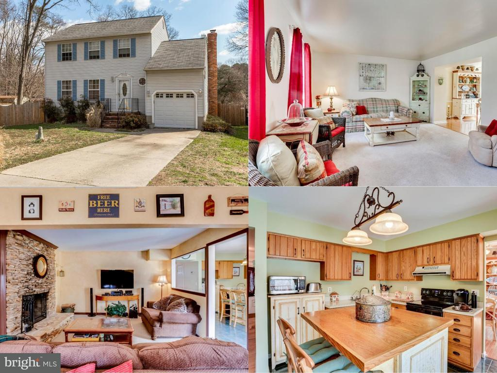 7701  PECAN LEAF ROAD, Severn in ANNE ARUNDEL County, MD 21144 Home for Sale