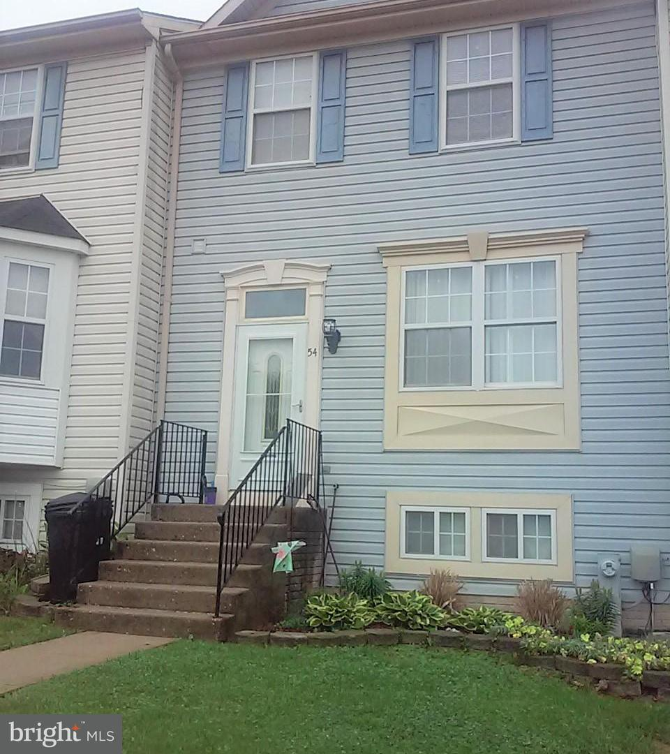Other Residential for Rent at 54 Parkhill Pl Nottingham, Maryland 21236 United States