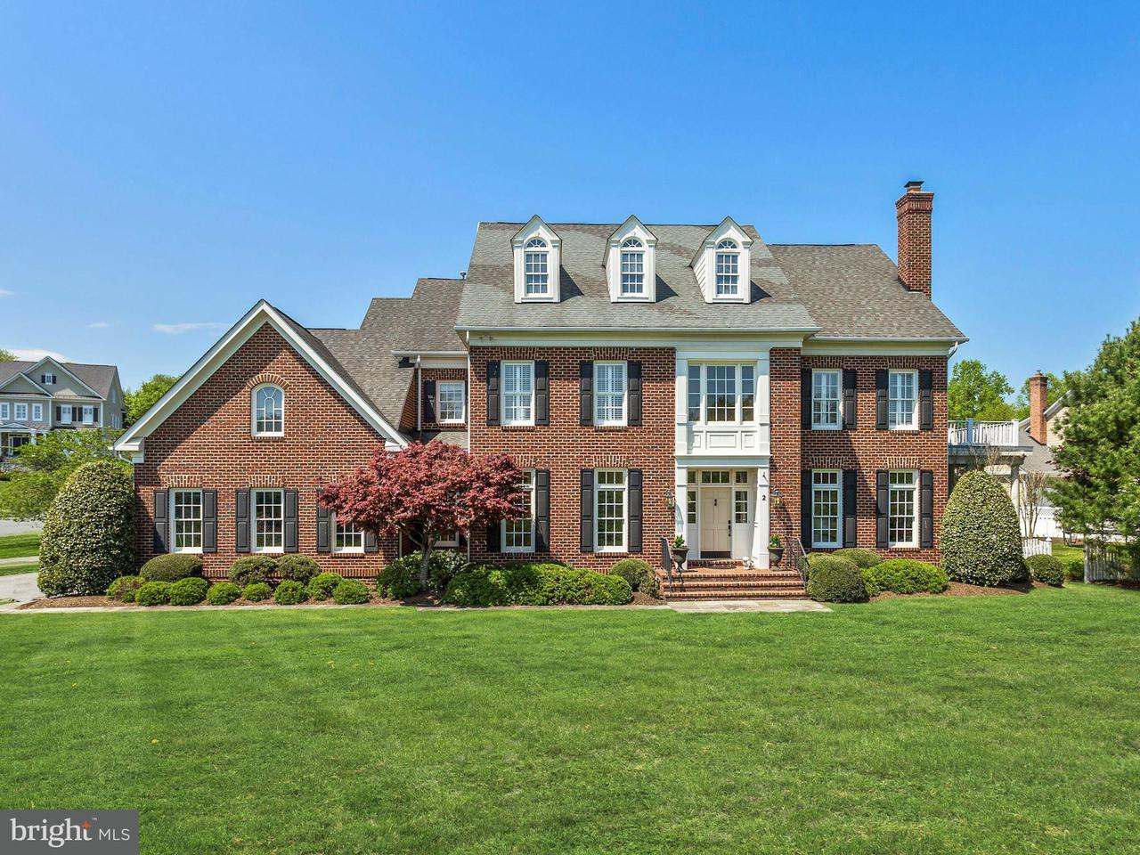 Single Family Home for Sale at 2 Purcell Court 2 Purcell Court Potomac, Maryland 20854 United States