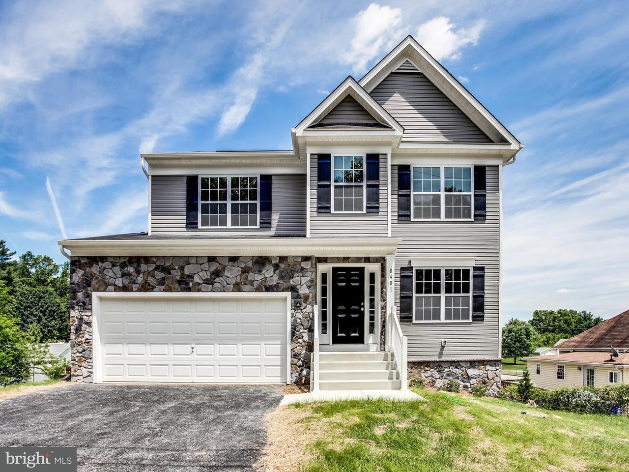 Villa per Vendita alle ore Lot 4 Lincoln Drive Lot 4 Lincoln Drive Jessup, Maryland 20794 Stati Uniti