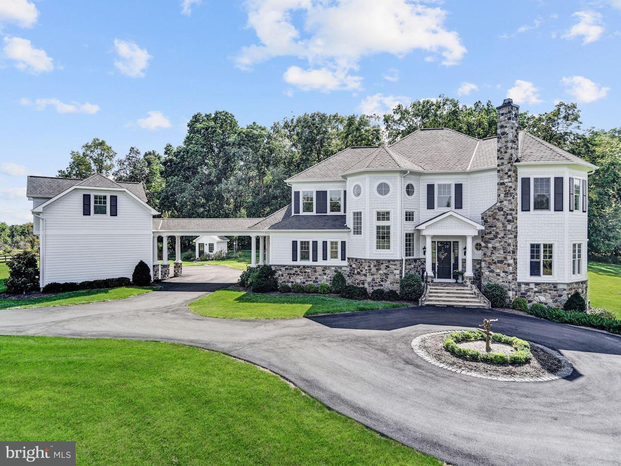 Casa Unifamiliar por un Venta en 14301 Frederick Road 14301 Frederick Road Cooksville, Maryland 21723 Estados Unidos