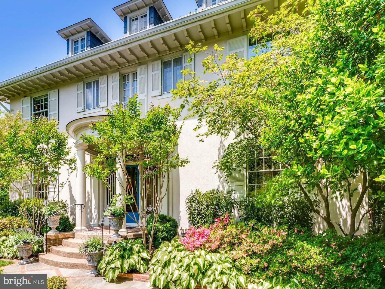 Einfamilienhaus für Verkauf beim 100 Overhill Road 100 Overhill Road Baltimore, Maryland 21210 Vereinigte Staaten
