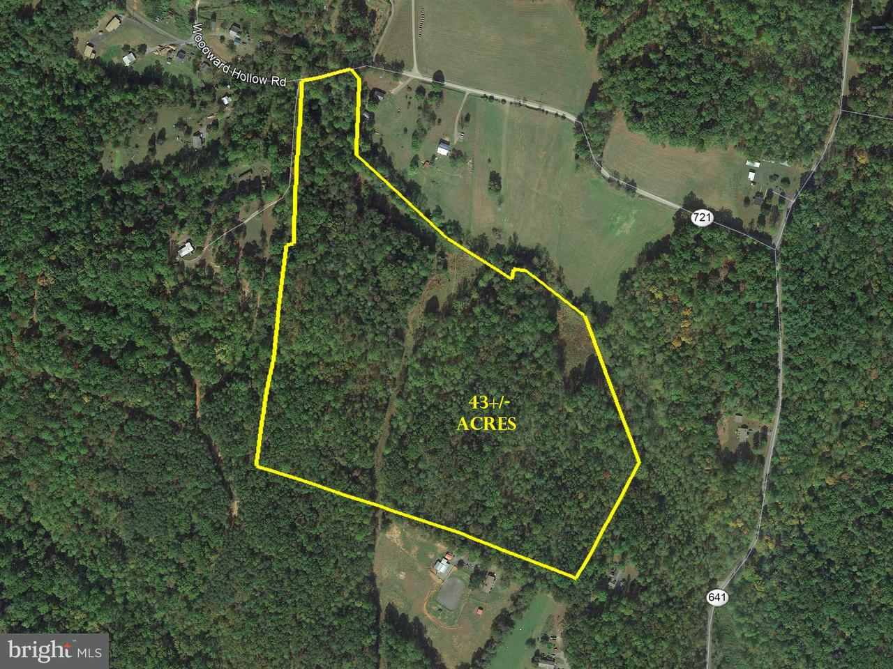 Land for Sale at Woodward Hollow Rd Banco, Virginia 22711 United States