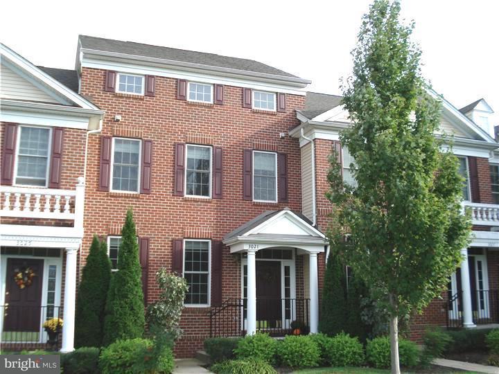 Townhouse for Rent at 3021 E BRIGHTON ST #78 Furlong, Pennsylvania 18925 United States