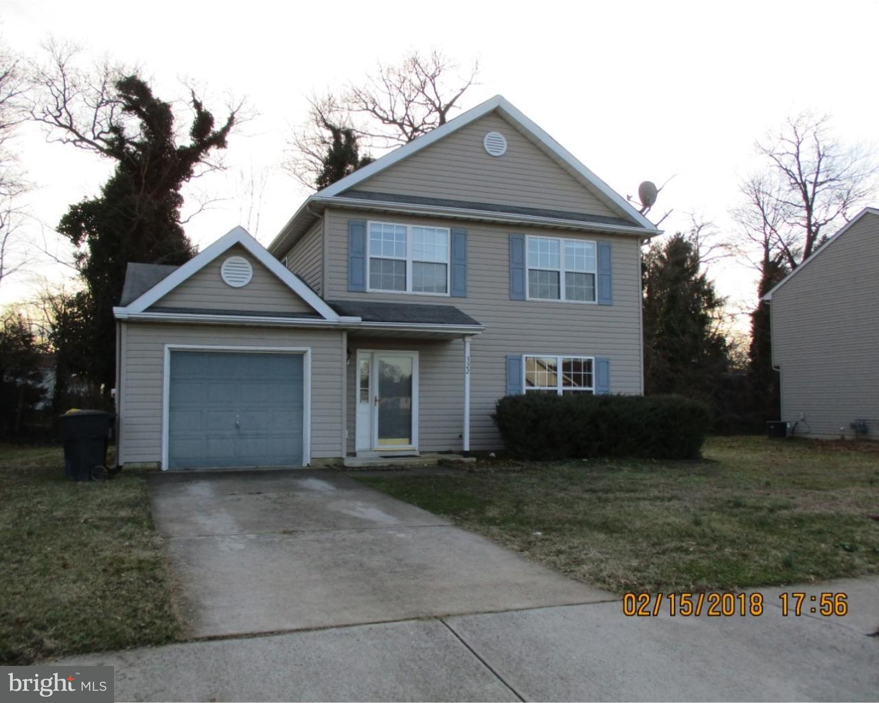 Photo of home for sale at 322 Wind Drive, Dover DE