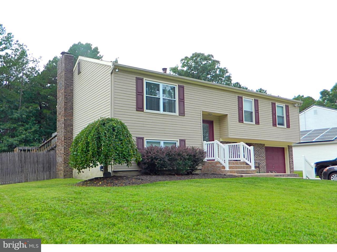 Частный односемейный дом для того Продажа на 19 SAWOOD Drive Erial, Нью-Джерси 08081 Соединенные Штаты