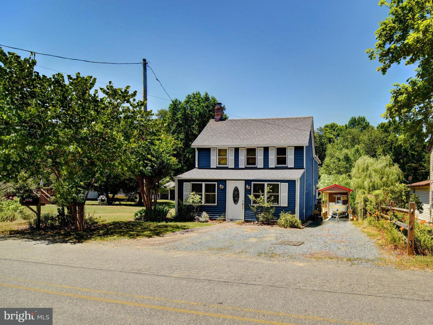 Single Family for Sale at 205 Ericsson Ave Betterton, Maryland 21610 United States