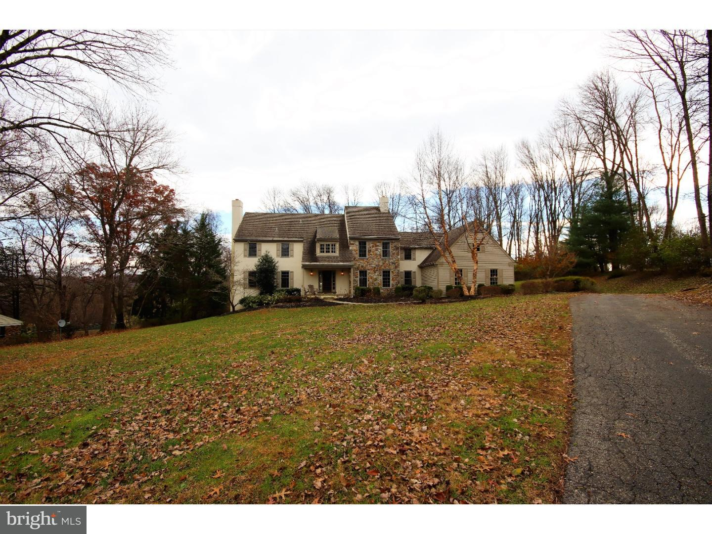 Photo of home for sale at 41 Old Covered Bridge Road, Newtown Square PA