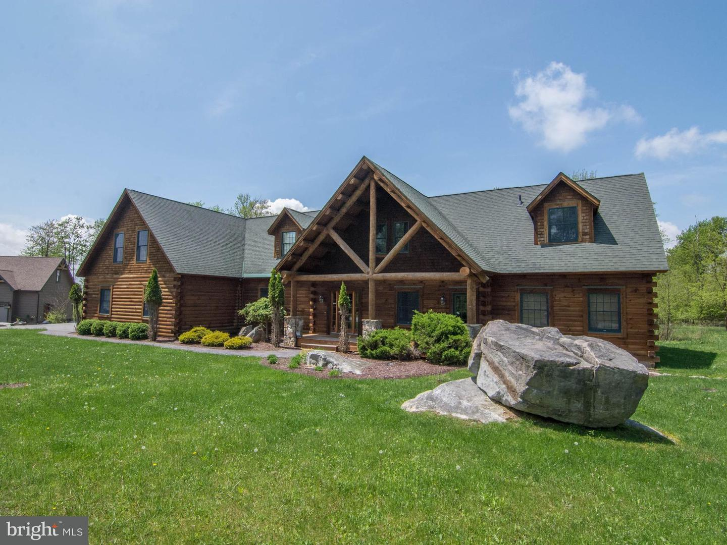 Single Family for Sale at 39 Upper Camp Rd Mc Henry, Maryland 21541 United States