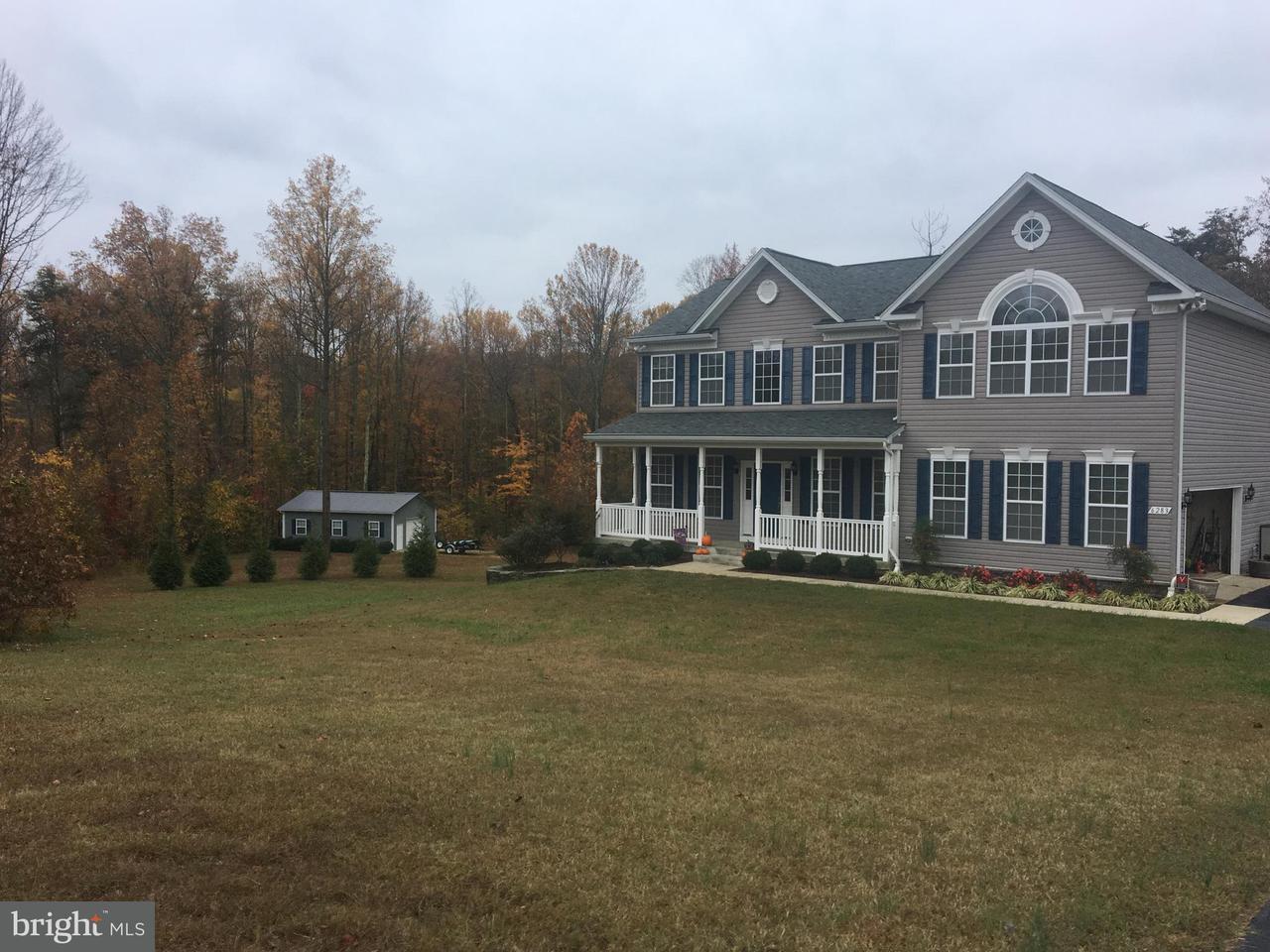 Частный односемейный дом для того Продажа на 6283 Baywood Court 6283 Baywood Court Hughesville, Мэриленд 20637 Соединенные Штаты