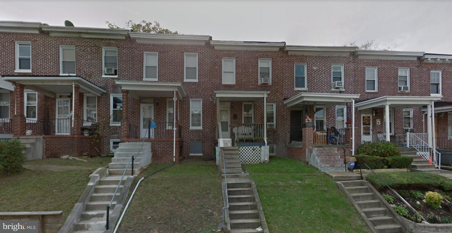 Single Family for Sale at 3221 Elmora Ave Baltimore, Maryland 21213 United States