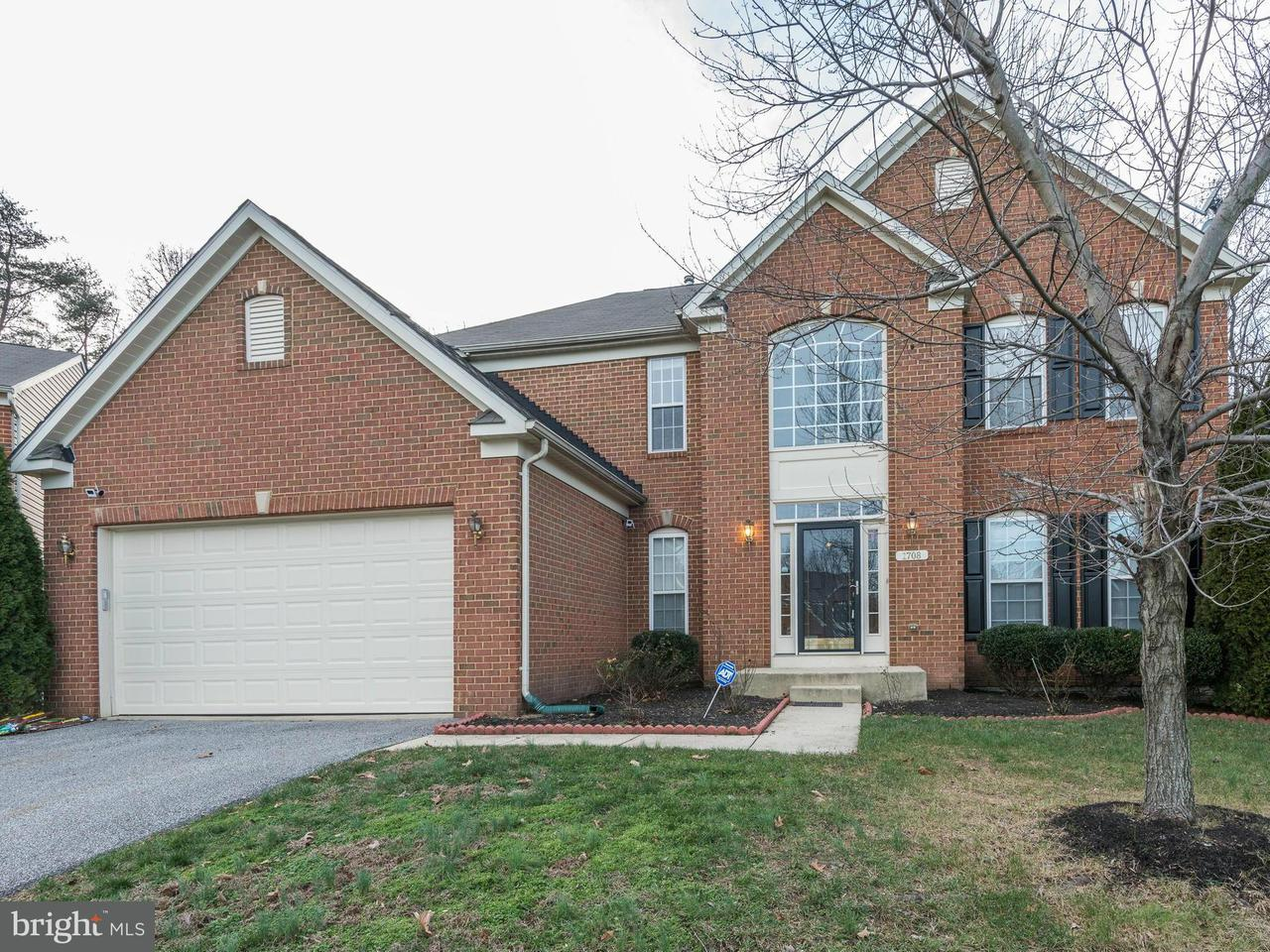 Single Family Home for Sale at 1708 Calderdale Court 1708 Calderdale Court Hanover, Maryland 21076 United States