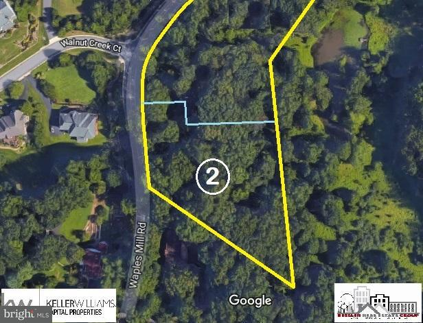 Land for Sale at 11280 Waples Mill Road 11280 Waples Mill Road Oakton, Virginia 22124 United States