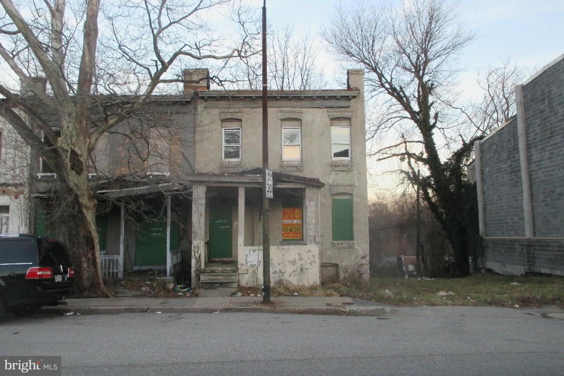 Photo of home for sale at 3435 Park Heights Avenue, Baltimore MD