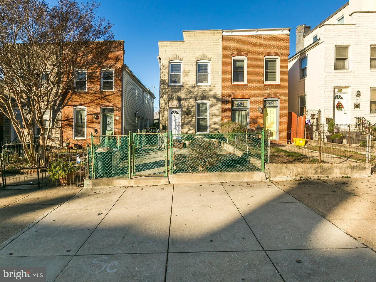 Other Residential for Rent at 212 Washington St S Baltimore, Maryland 21231 United States
