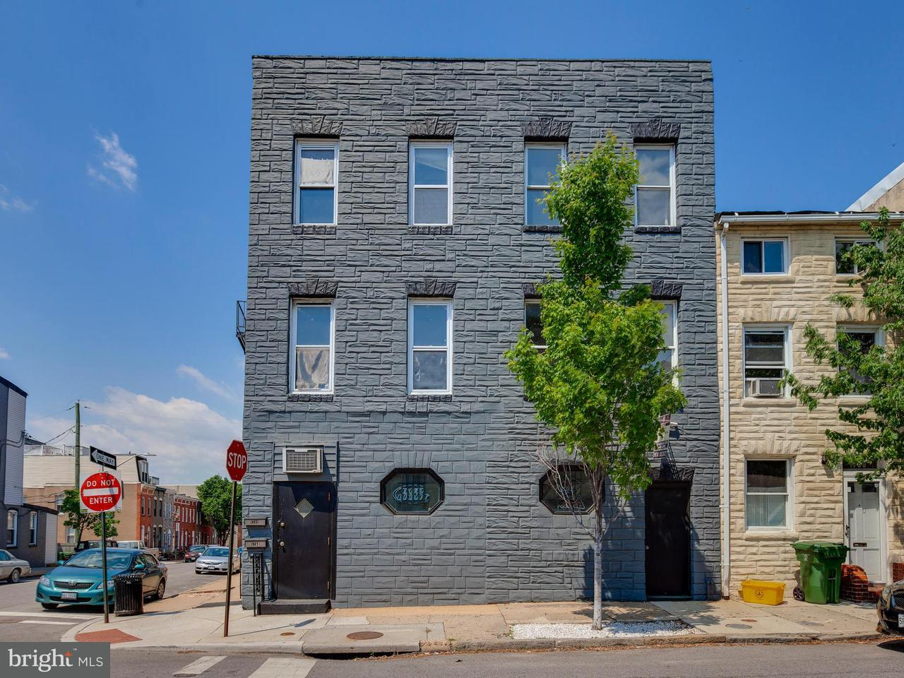 Other Residential for Rent at 1742 Light St Baltimore, Maryland 21230 United States