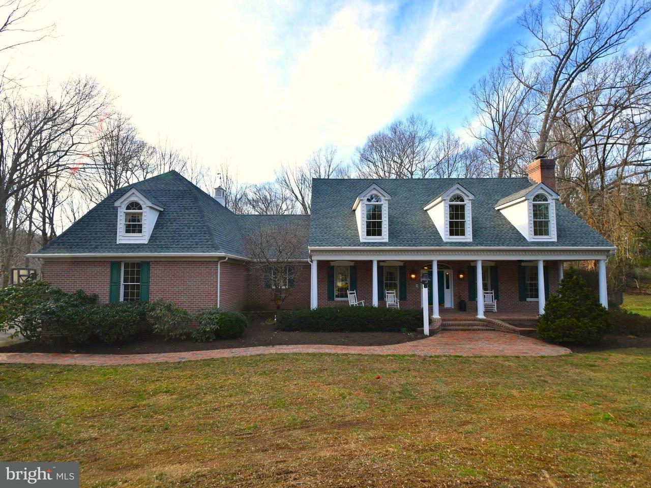 단독 가정 주택 용 매매 에 3040 Oak Farm Road 3040 Oak Farm Road Churchville, 메릴랜드 21028 미국