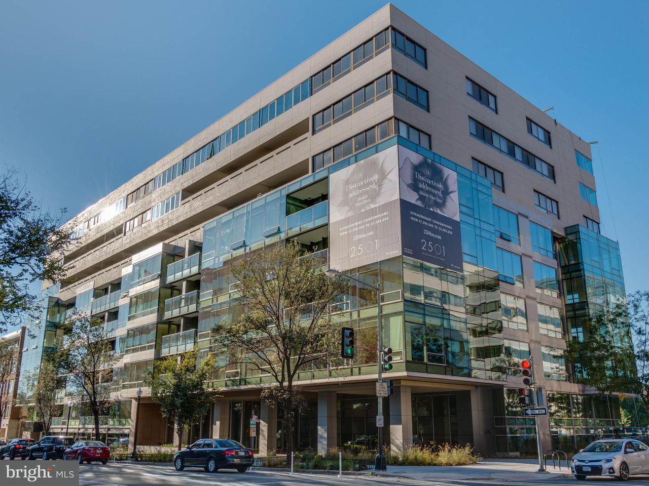 Appartement en copropriété pour l Vente à 2501 M St Nw #312 2501 M St Nw #312 Washington, District De Columbia 20037 États-Unis