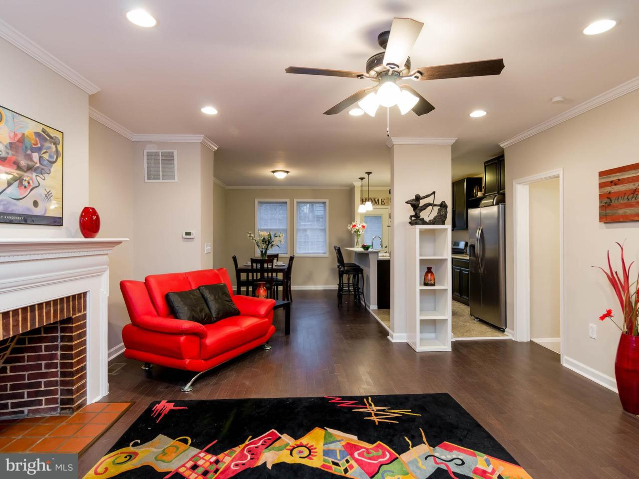 Single Family for Sale at 1504 Ralworth Rd Baltimore, Maryland 21218 United States