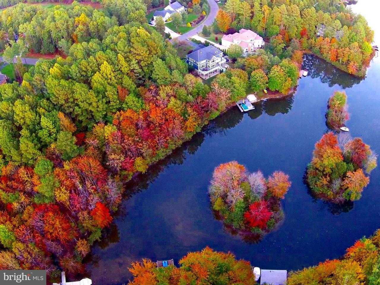 Terrain pour l Vente à 11507 Little Bay Harbor Way 11507 Little Bay Harbor Way Spotsylvania, Virginia 22551 États-Unis