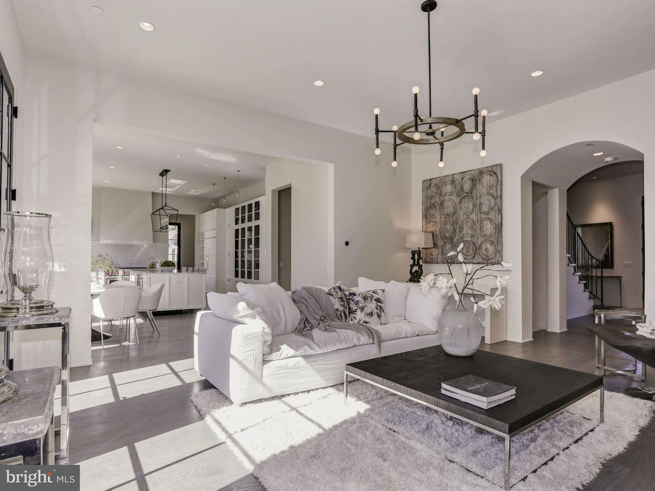 Casa Unifamiliar por un Venta en 5204 Dorset Avenue 5204 Dorset Avenue Chevy Chase, Maryland 20815 Estados Unidos
