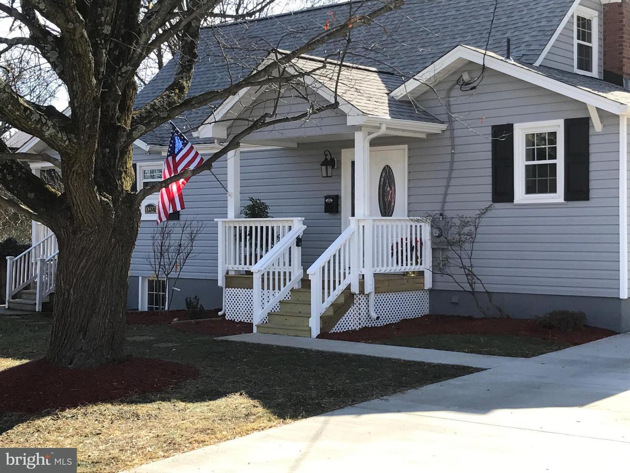 Single Family Home for Sale at 10927 Oakwood Drive 10927 Oakwood Drive Fairfax, Virginia 22030 United States